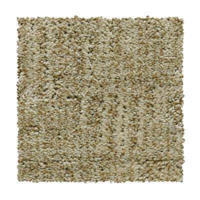 8 in. x 8 in. Pattern Carpet Sample - Corry Sound - Color Cobble Path