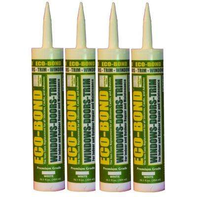 10.1 oz. Windows-Doors-Trim Adhesive (4-Pack)