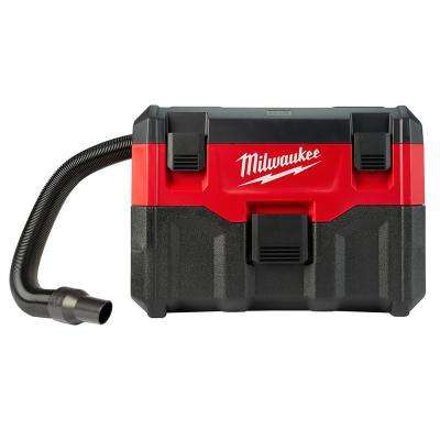 M18 18-Volt Lithium-Ion Cordless 2 Gal. Wet/Dry Vacuum (Tool-Only)
