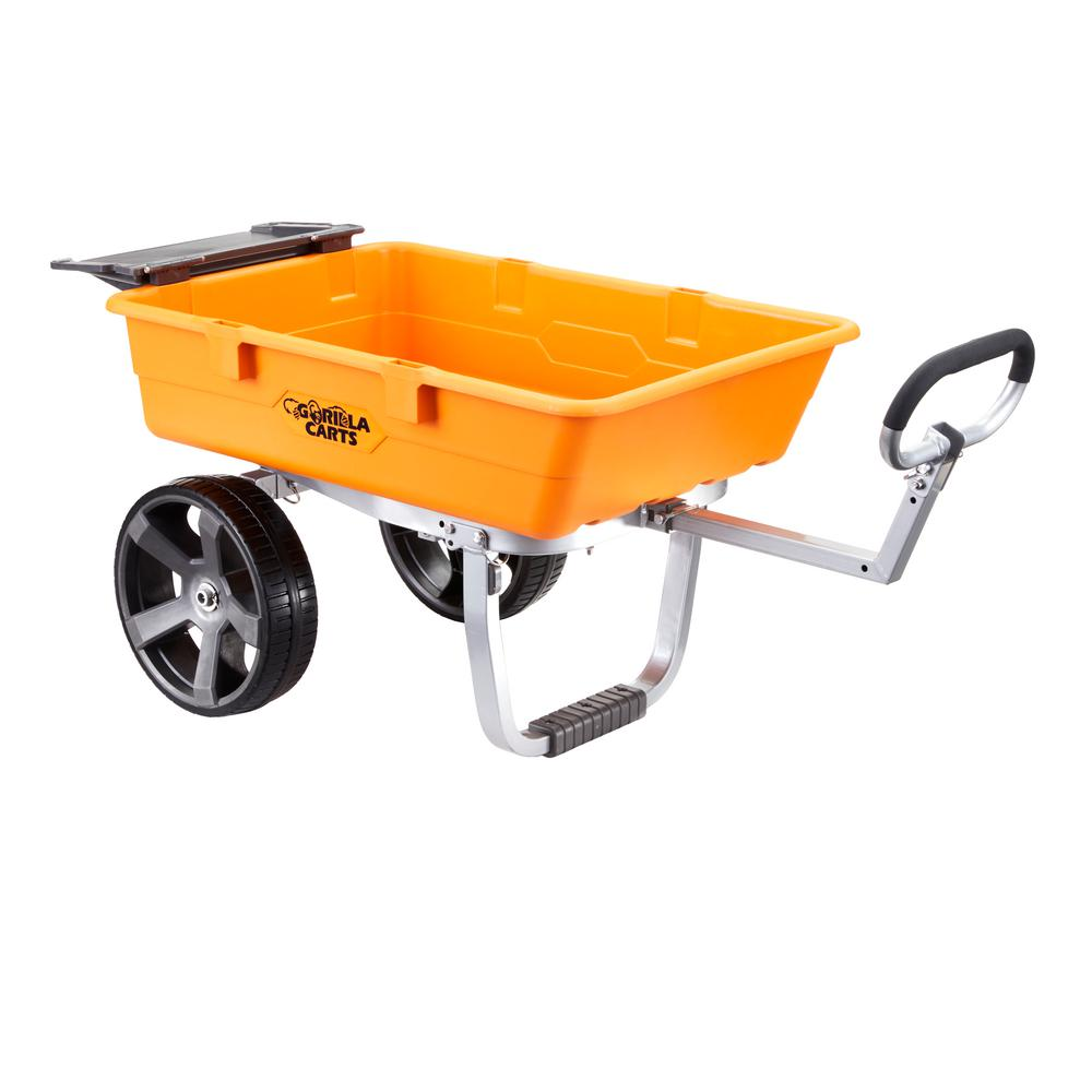5 cu. ft. Poly Outdoor Beach Cart