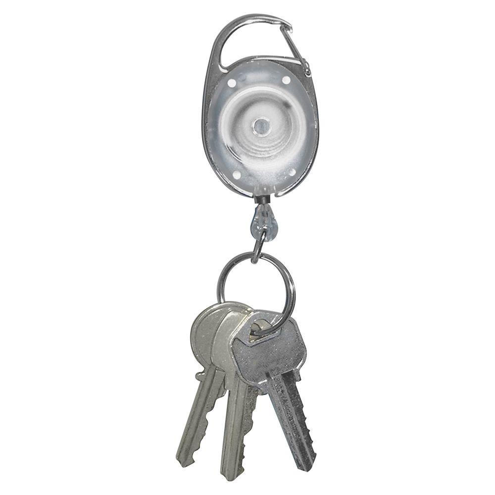 .3 in. x 3.5 in. x 1.3 in. Reel Key Chain