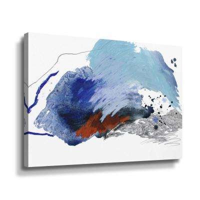 'Remote Island no. 3' by  Ying guo Canvas Wall Art