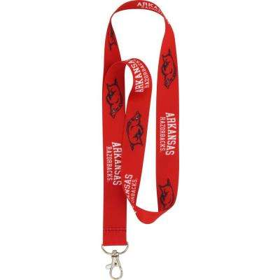 NCAA Arkansas Razorbacks Lanyard (6-Pack)