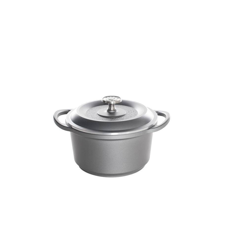Nordic Ware Pro Cast Traditions 3 Qt. Nonstick Dutch Oven...