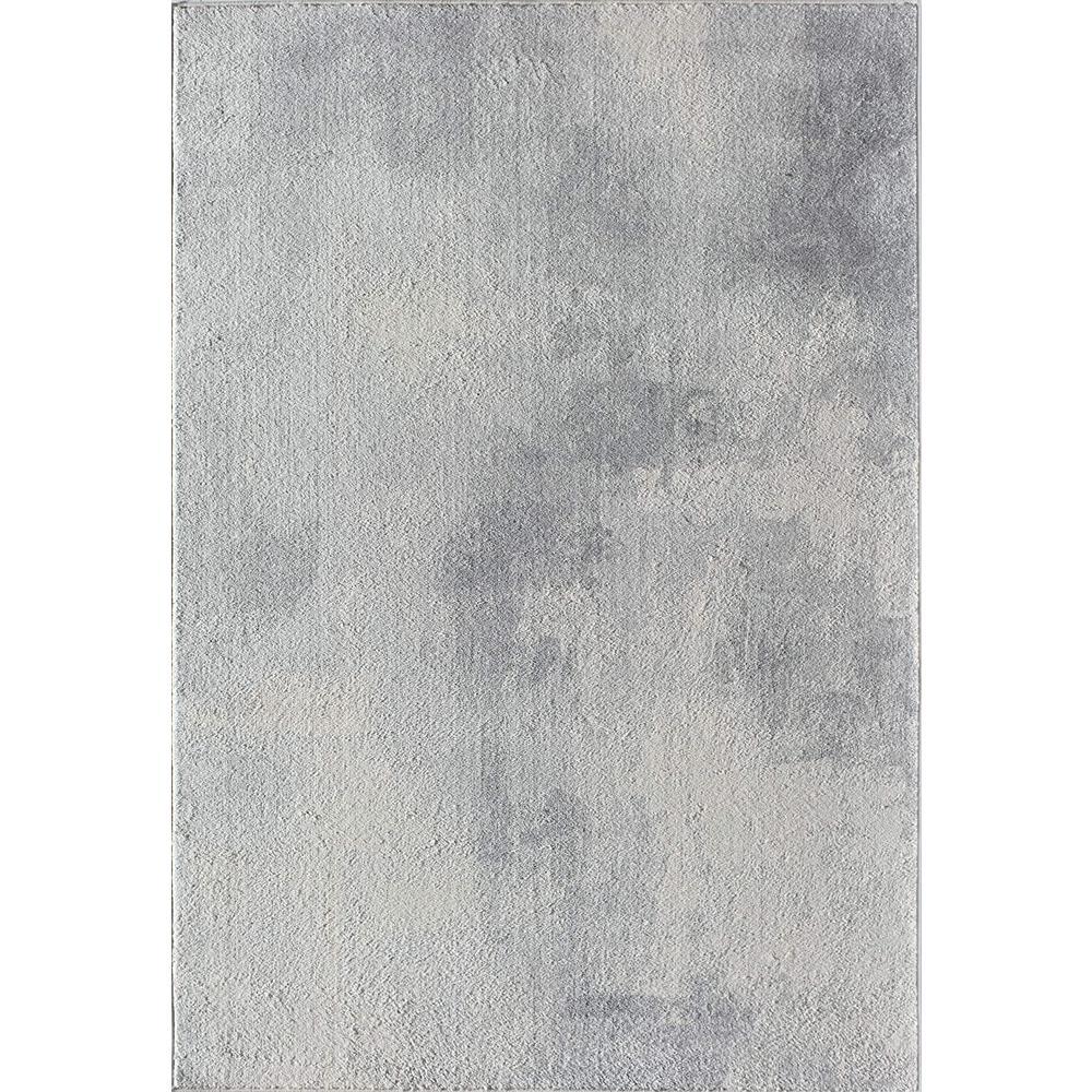 Gabriel Tonal Grey 5 ft. x 7 ft. Rectangle Oriental Polypropylene Area Rug