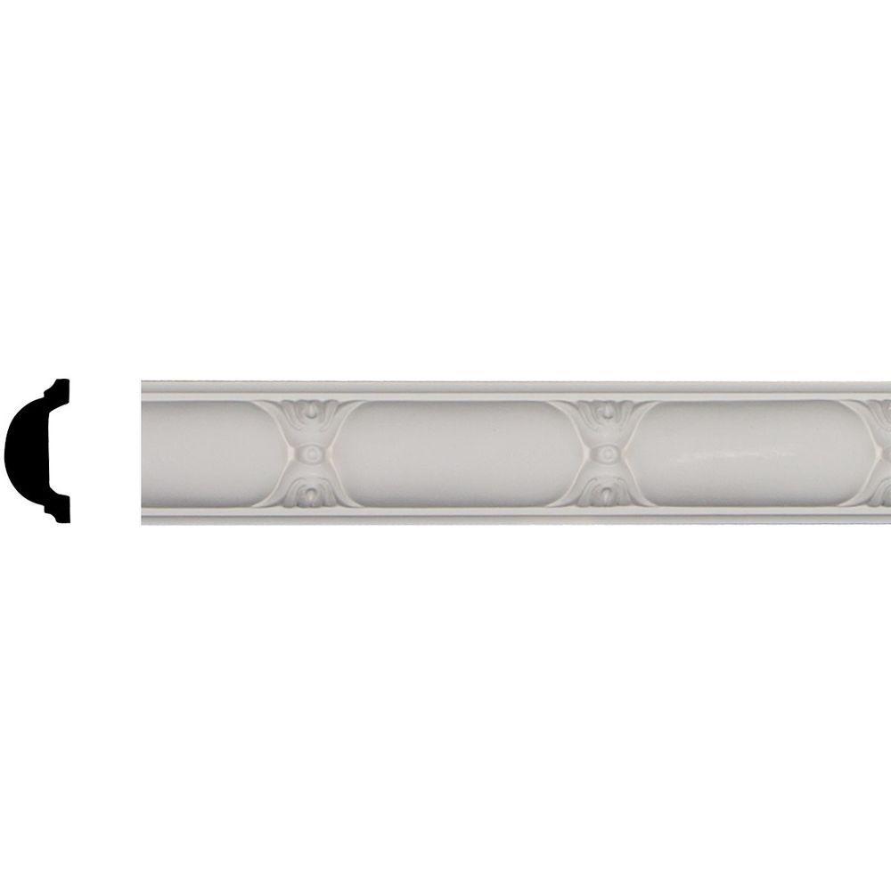 1 in. x 1-7/8 in. x 95-7/8 in. Polyurethane Valeriano Panel