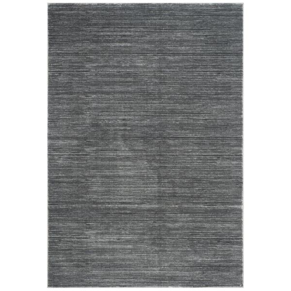 Vision Gray 4 ft. x 6 ft. Area Rug