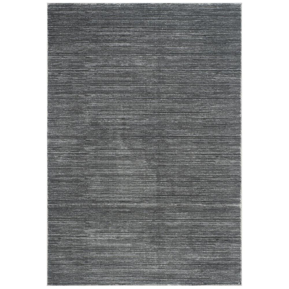Vision Gray 9 ft. x 12 ft. Area Rug