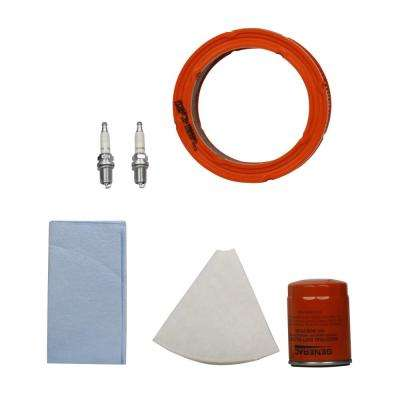Maintenance Kit for a 22KW Air Cooled Generator