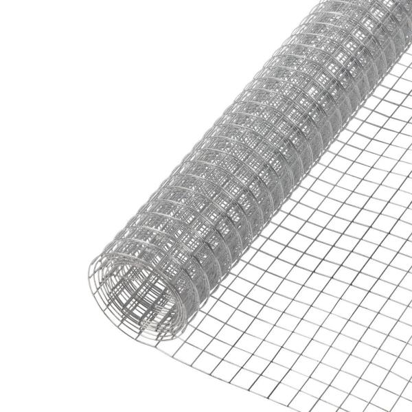 1/2 in. x 3 ft. x 25 ft. 19-Gauge Galvanized Hardware Cloth