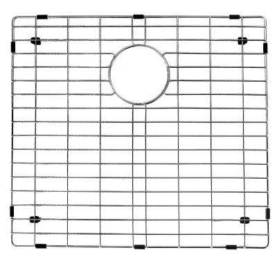 19 in. x 17 in. Kitchen Sink Bottom Grid