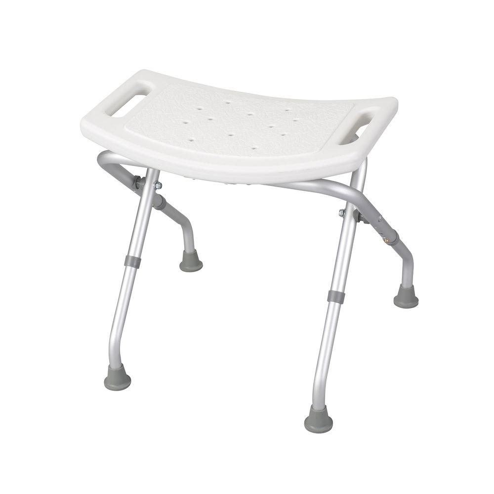 Drive folding bath bench 12486 the home depot Bath bench