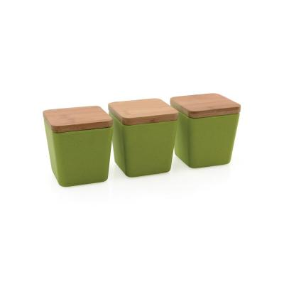 CooknCo Storage Canister 3x with Cover
