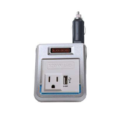 120 Power Inverter with USB