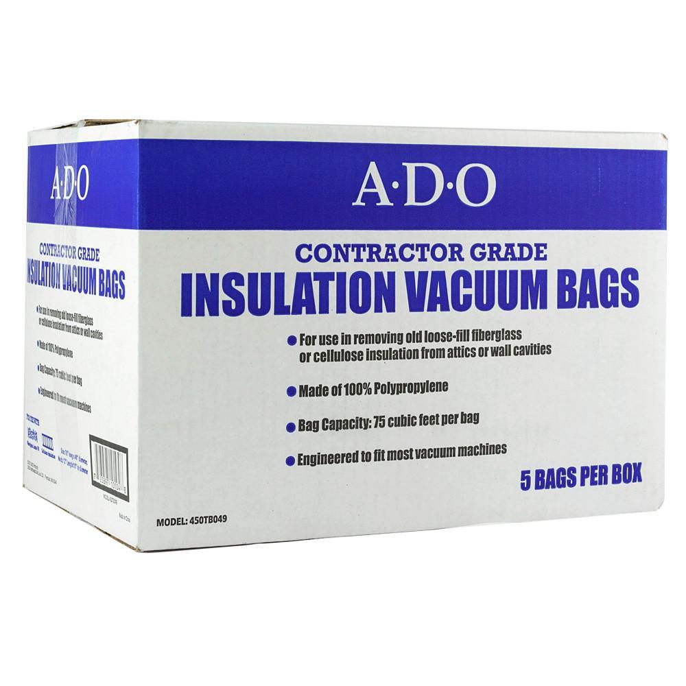 75 cu. ft. Vacuum Bags (5-Bags)