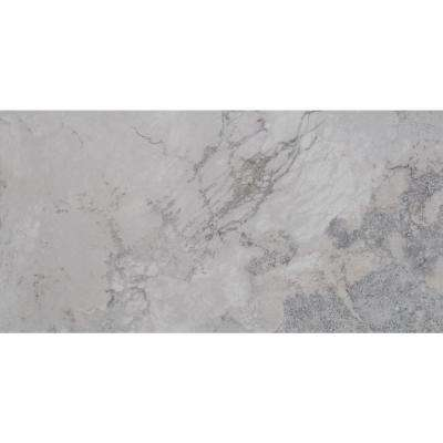 Napa Gray 12 in. x 24 in. Glazed Ceramic Floor and Wall Tile ( 16 sq. ft. / case)