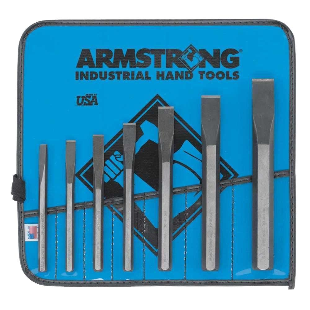 Cold Chisel Set (7-Piece)