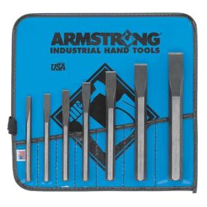 Armstrong Cold Chisel Set (7-Piece) by Armstrong