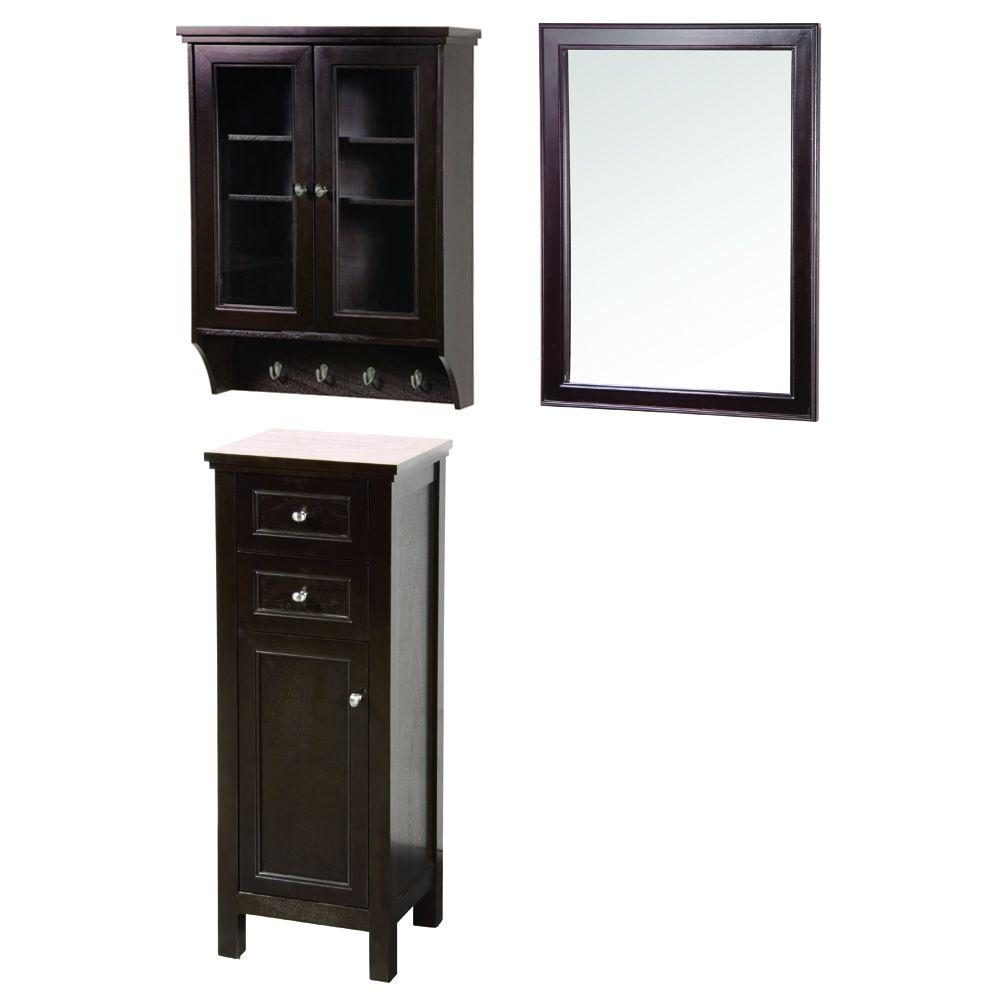 Delicieux W Wall Mirror And Wall Cabinet