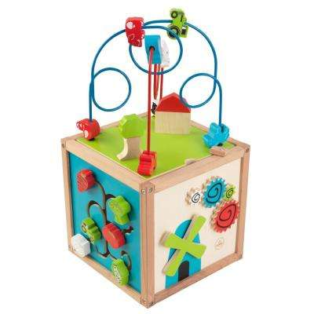 Bead Maze Cube Playset