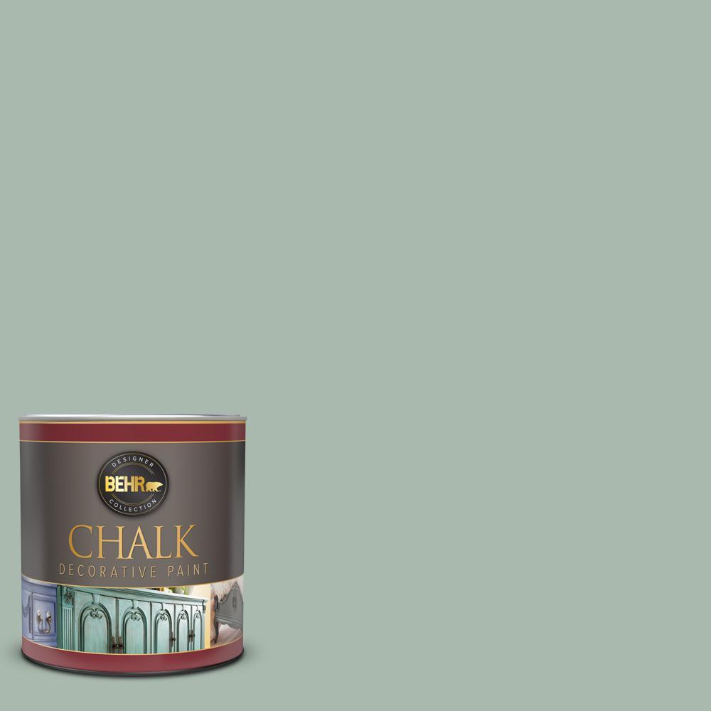 1 qt. #PPU11-14 Zen Interior Chalk Decorative Paint