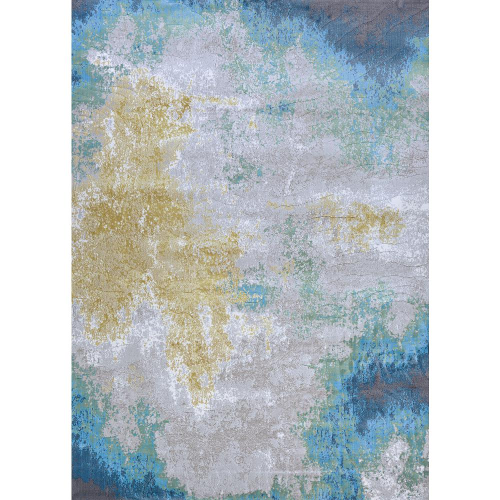 Couristan Radiance Donalbain Riptide 4 ft. x 6 ft. Area Rug Couristan Radiance Donalbain Riptide 4 ft. x 6 ft. Area Rug