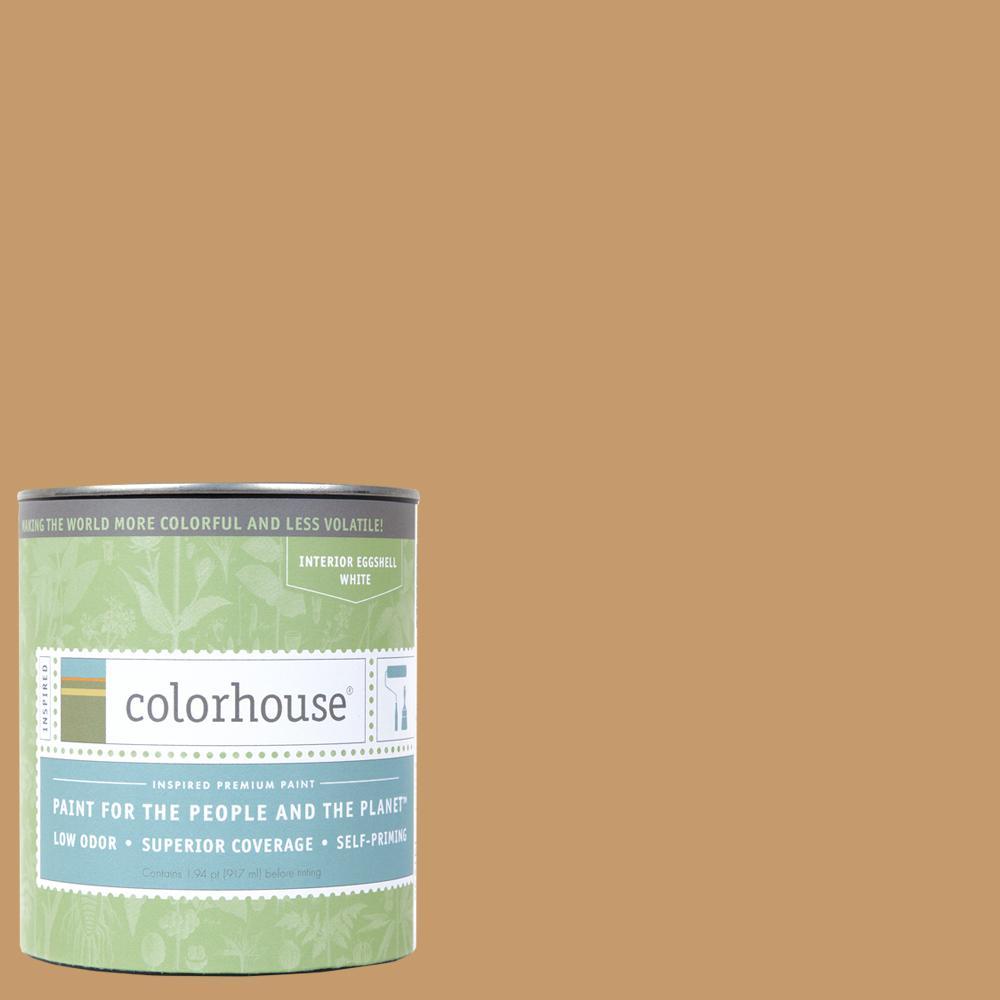 1 qt. Clay .01 Eggshell Interior Paint