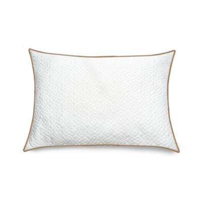 A1HC Adjustable Shredded Memory Foam Pillow with Reversible Cooling & Tencel Cover