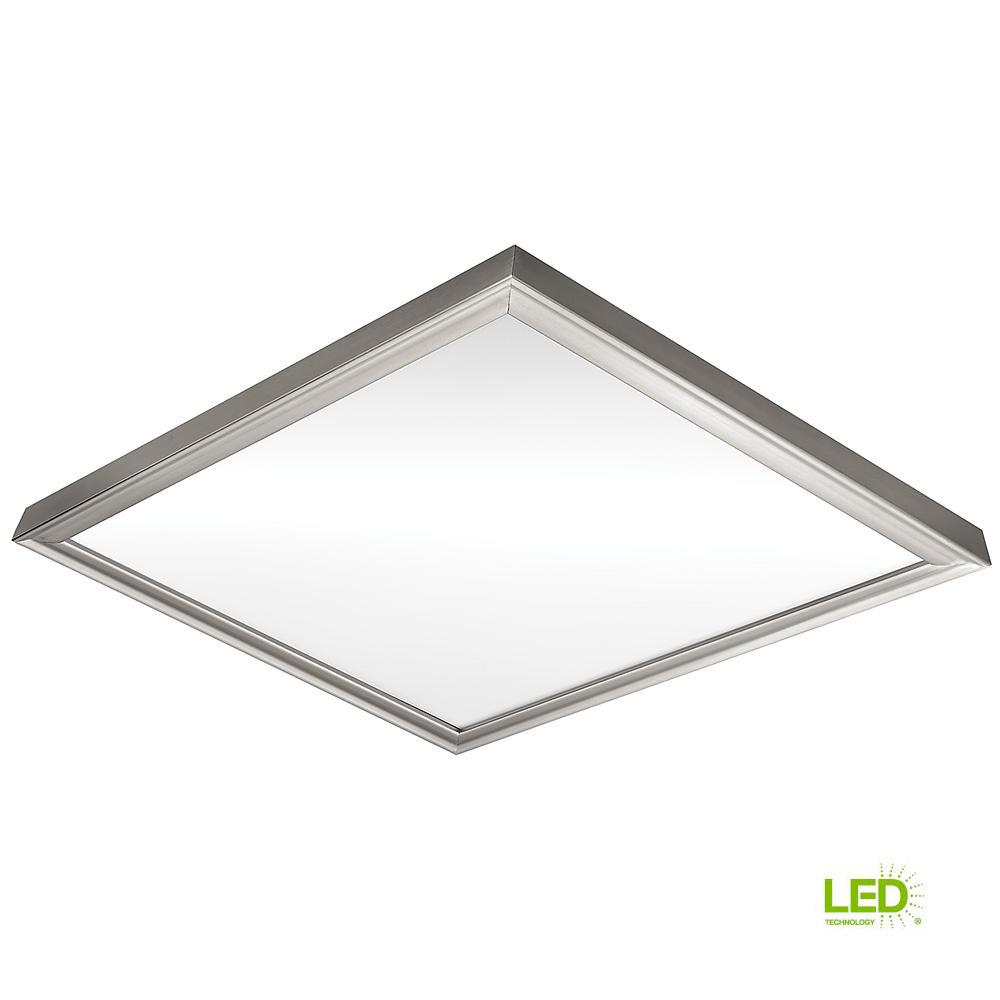 2 ft. x 2 ft. 80 Watt Eqivalent Integrated LED Square