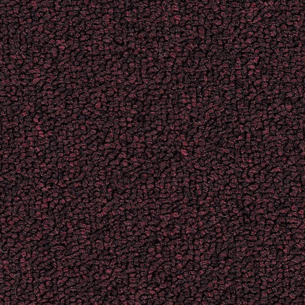 TrafficMASTER Bottom Line 26 - Color Wine 15 ft. Carpet