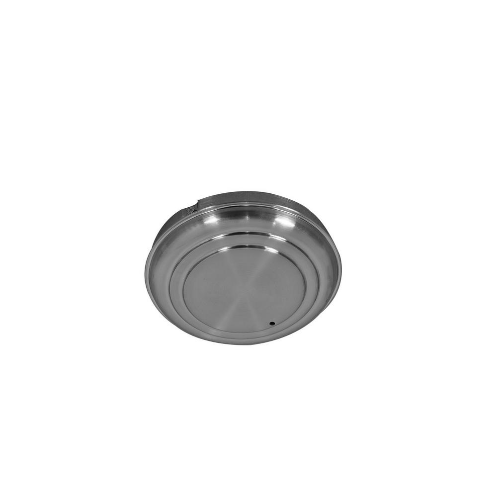 Home Decorators Collection Trentino II 60 in. Brushed Nickel Switch Cap