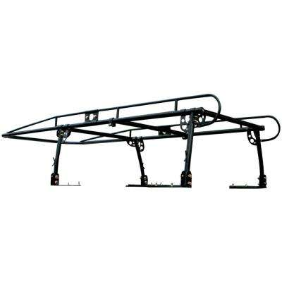 800 lbs. Capacity Heavy-Duty Full Size Truck Rack with Adjustable Over-Cab Design