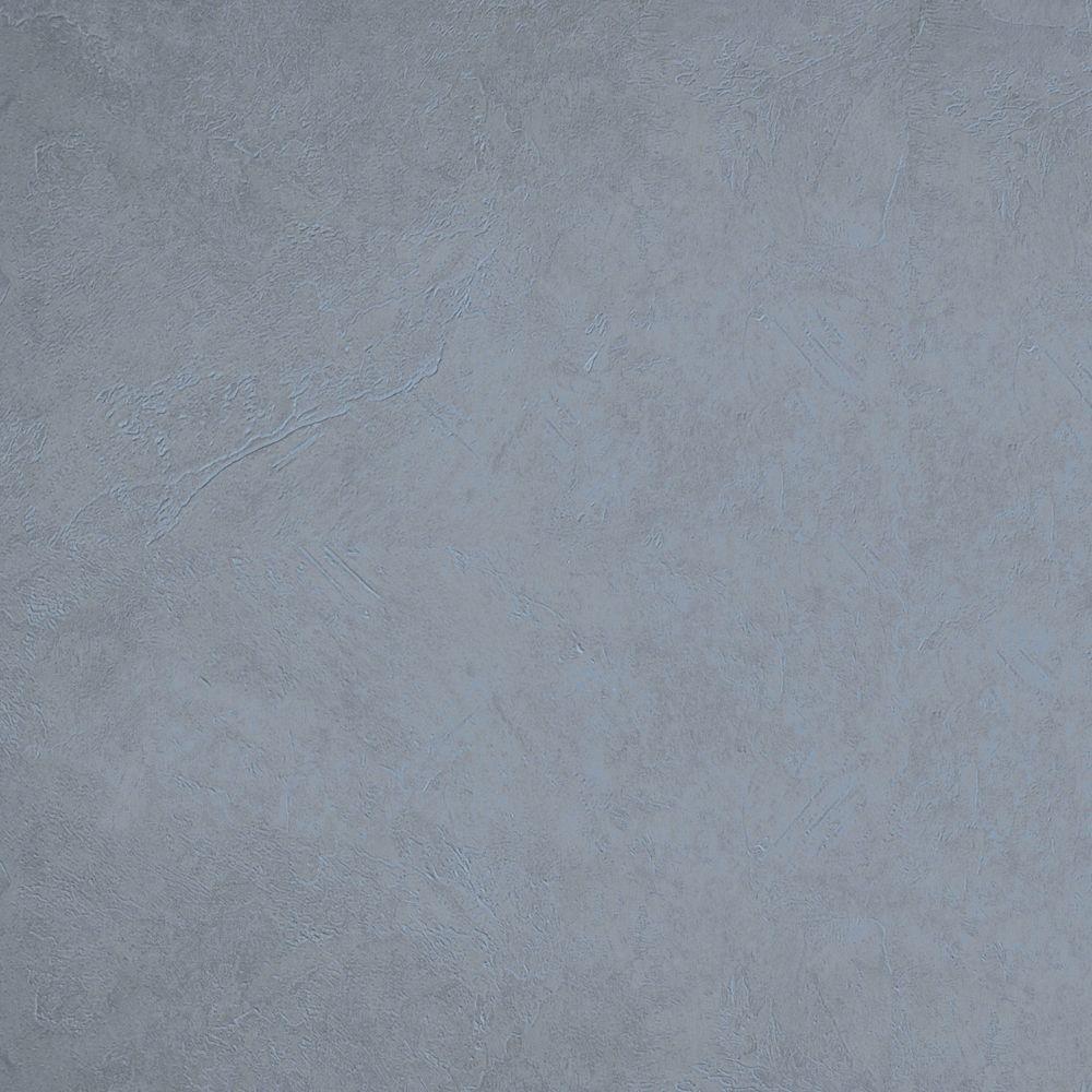 The Wallpaper Company 56 sq. ft. Blue Textural Wallpaper