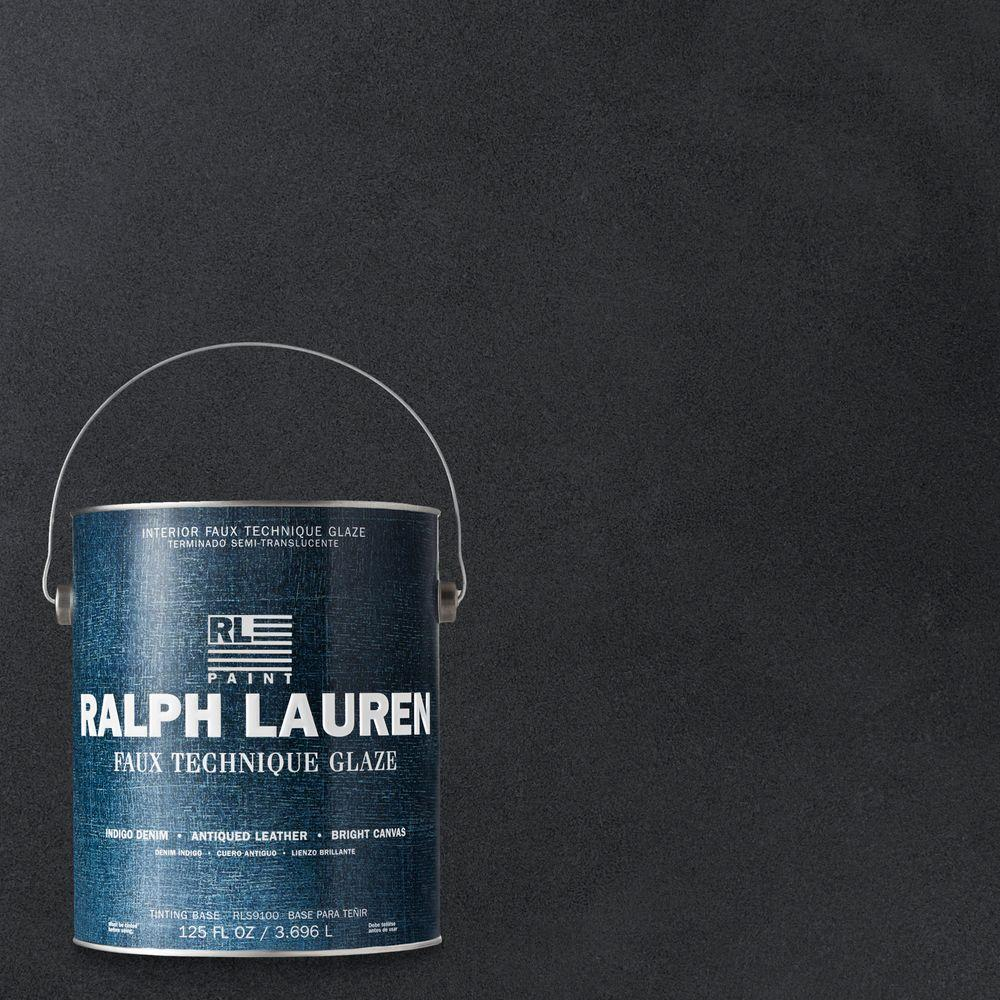 Ralph Lauren 1-gal. Chatham Blue Antique Leather Specialty Finish Interior Paint