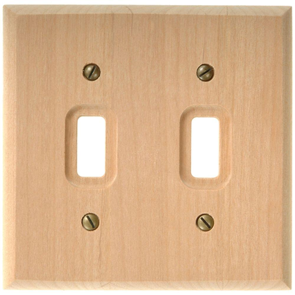 Metal - Atlas Homewares - Switch Plates - Wall Plates - The Home Depot