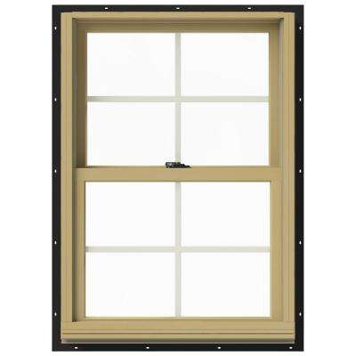 25.375 in. x 36 in. W-2500 Double Hung Aluminum Clad Wood Window
