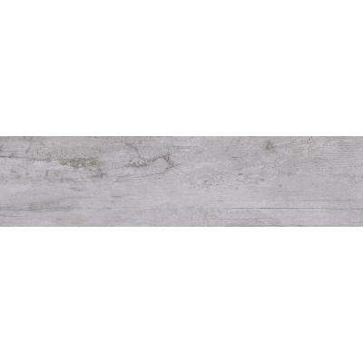 Osaka Grigio 7 in. x 24 in. Porcelain Floor and Wall Tile (20.45 sq. ft. / case)