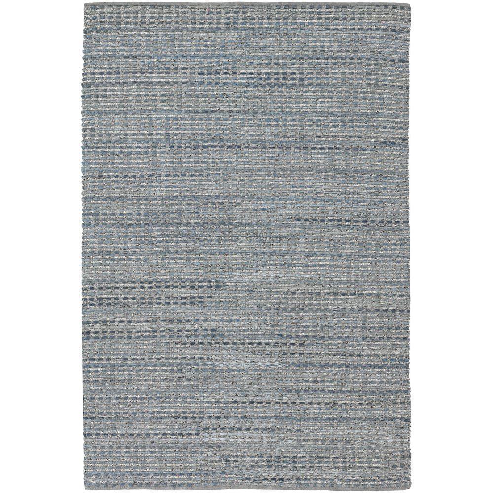Easton Blue 5 ft. x 7 ft. 6 in. Indoor Area Rug