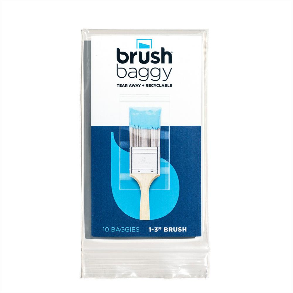 Small Project Pack 1 to 3 in. Paint Brush Cover Tear
