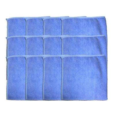 Microfiber Cleaning Towels (12-pk)