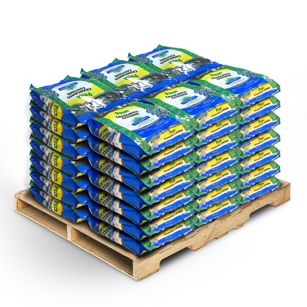 15 lbs. Lawn Crabgrass Control (42-Bags/210,000 sq. ft./Pallet)