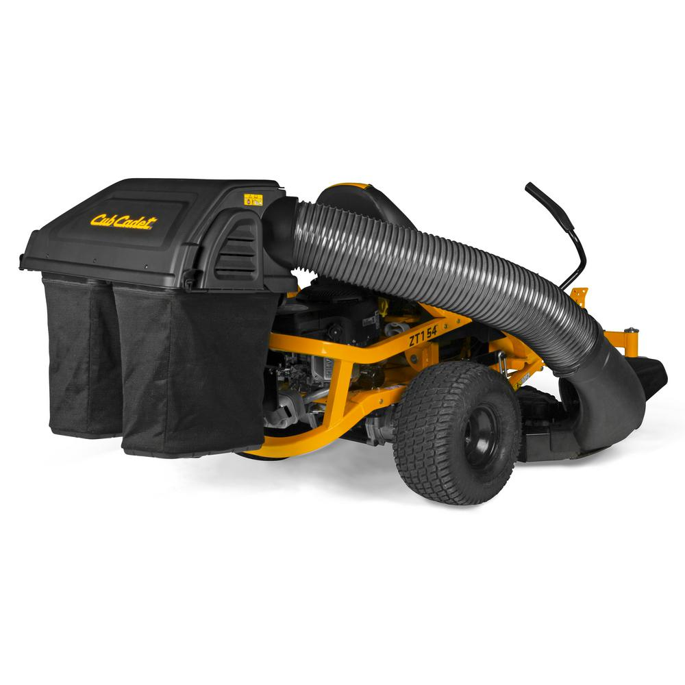 Cub Cadet 50 in. and 54 in. Double Bagger for the Ultima ZT1 Series Zero Turn Lawn Mower (2019 and After)