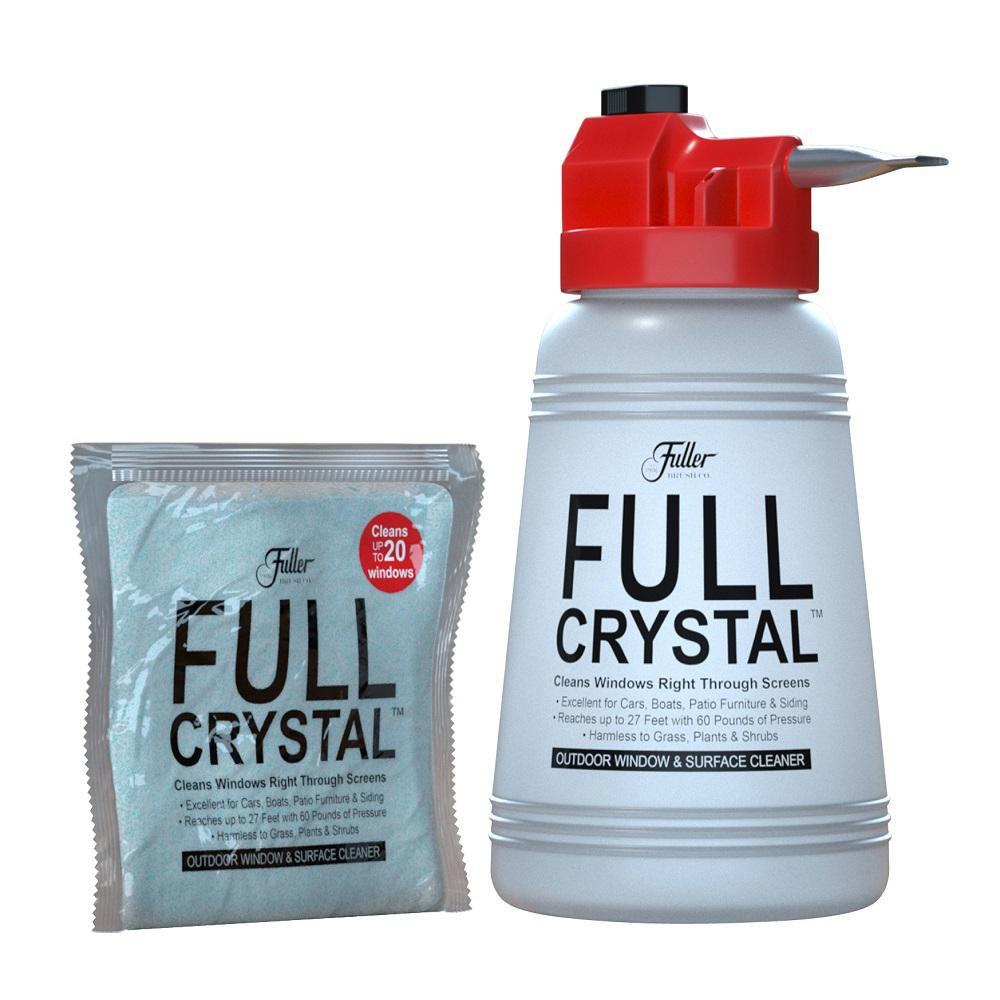 Fuller Brush Window And Outdoor Surface Cleaner Fbfc 6 The Home Depot