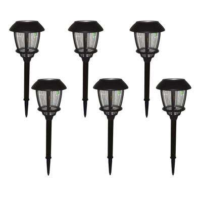 Solar Landscape Lighting Outdoor Lighting The Home Depot