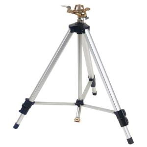 Melnor Deluxe Metal Pulsator Sprinkler with Tripod by Melnor