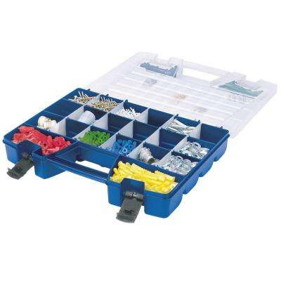 Large 18 in. Portable Organizer with Lid Storage