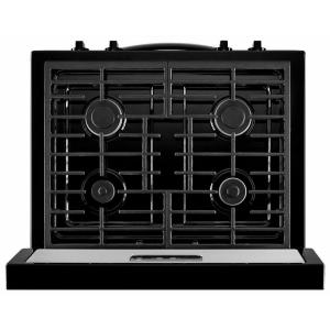 Whirlpool 5 1 Cu Ft Gas Range With Under Oven Broiler In Stainless