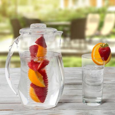 96 oz. Clear Acrylic Infusion Pitcher
