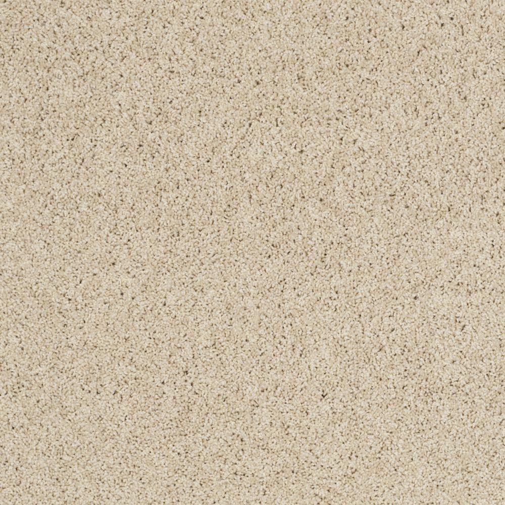 Martha Stewart Living Port Stanwick I - Color Cappuccino 6 in. x 9 in. Take Home Carpet Sample-DISCONTINUED