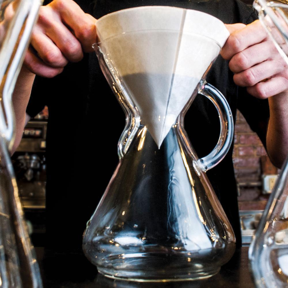 Chemex 8-Cup Glass Handle Coffee Maker